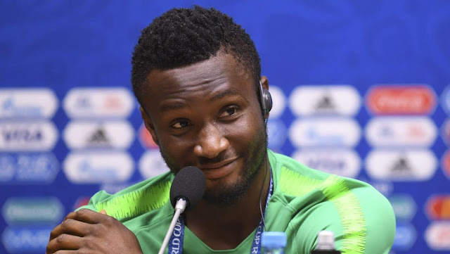 Mikel Obi reveals player Mourinho asked him to learn from