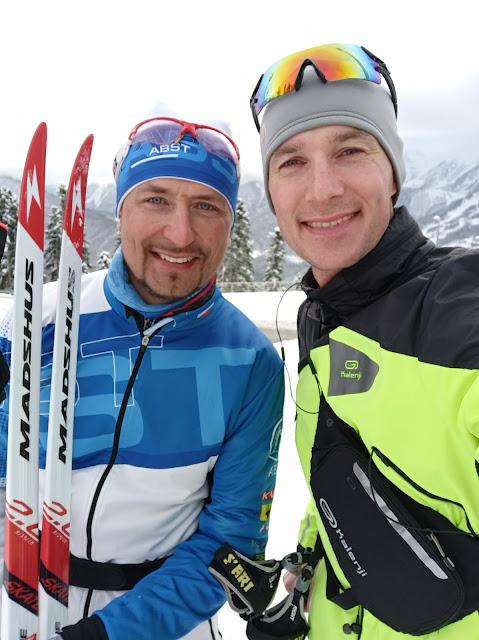 Алексей Барышников, Андрей Думчев, ГЛК Газпром, биатлон, Лаура, лыжи в Сочи