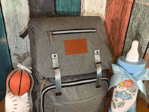 KaeBabies Explorer Diaper Backpack