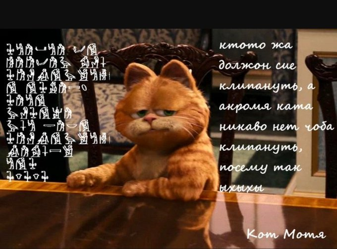 Блог Кота Моти  - Страница 3 Eyih9okXMAMQYxy