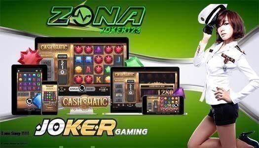 Joker123 ( Joker Gaming ) Agen Game Slot Online Terbaru
