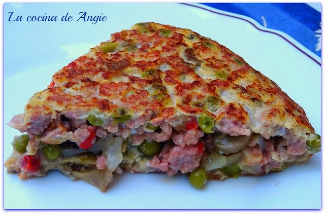 Tortilla Flamenca