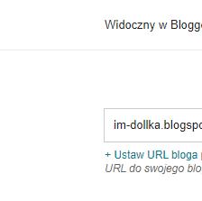 Jak podłączyć domenę na bloggerze?