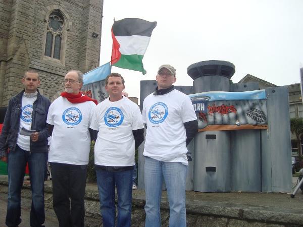 Suara Lantang Senator Irlandia: Kita Bersama Palestina