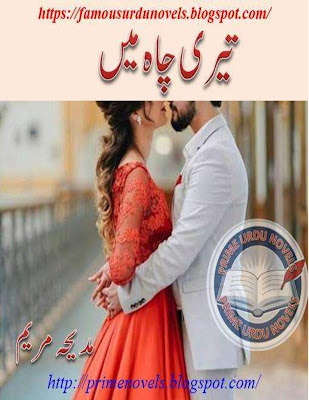 Teri chah mein novel by Madeha (Maryam) Episode 1 to 3 pdf