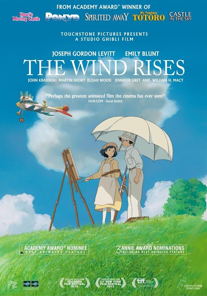 The Wind Rises  BluRay 1080p Kurdi