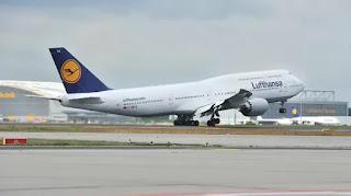 O Boeing 747: 410 passageiros