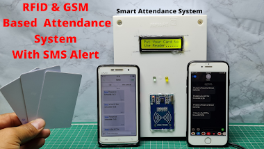 RFID & GSM Based Students Attendance System With SMS Alert