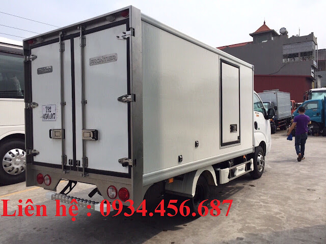 Thaco Kia K250 đông lạnh 2021