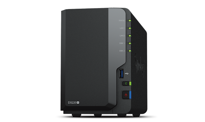Synology Updates Plus Series NAS with DS220+, DS420+, DS720+, and DS920+