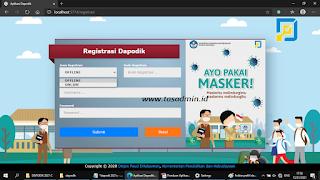registrasi dapodik 2021c
