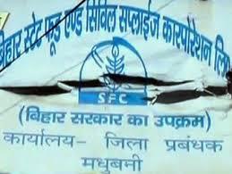 SFC Bihar Job Notification 2017 Post 321