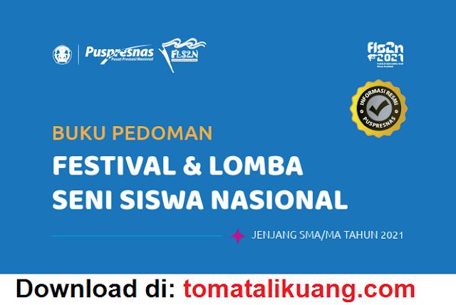 Download Juknis FLS2N SMA/MA Tahun 2021 PDF (Resmi)