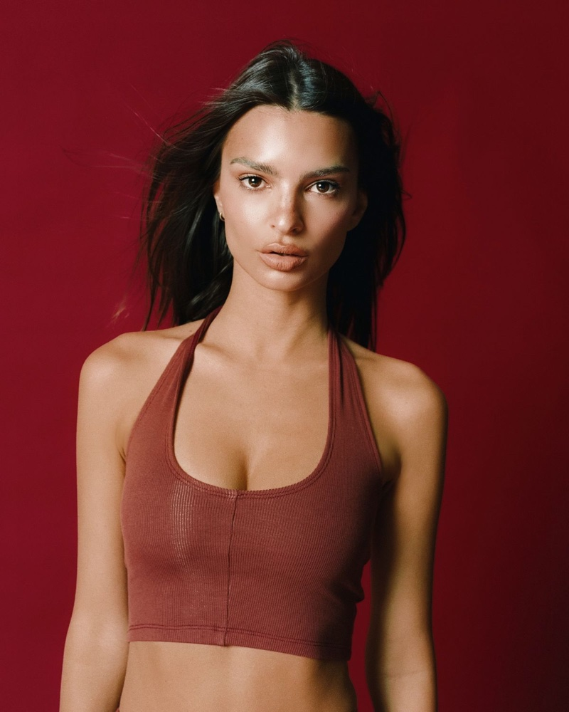 Emily Ratajkowski for Inamorata Body Summer 2019 Campaign