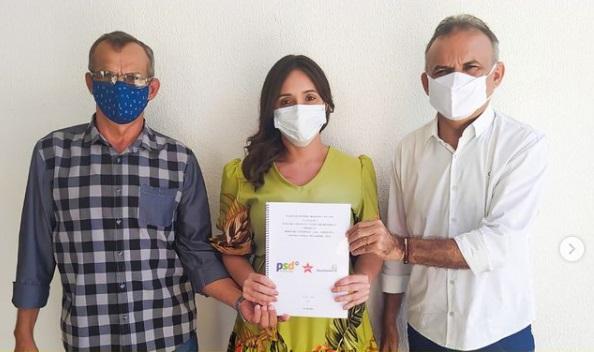 Prefeito e vice-prefeito eleitos anunciam Ana Lúcia Gonçalves como secretária de Ação Social de Aurora