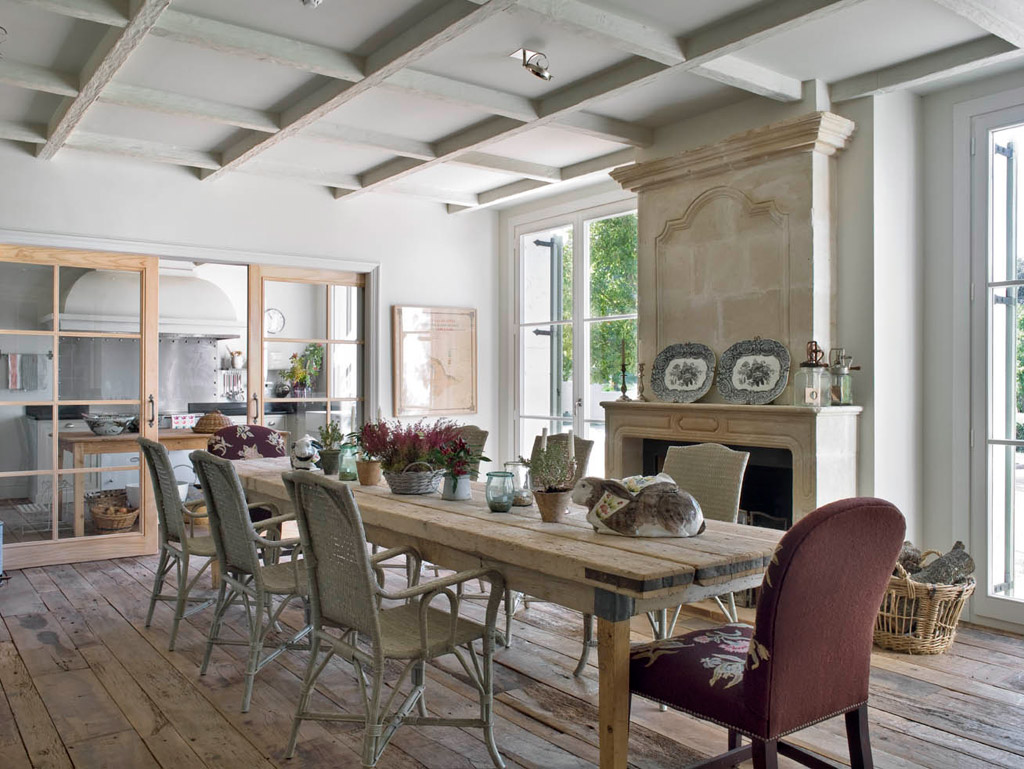 Décor Inspiration | Interior Designer: Isabel López-Quesada & A Country House in Segovia, Spain
