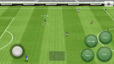 game sepak bola multiplayer offline hotspot