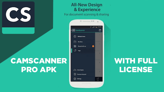 Camscanner Pro APK Full Version With License Download