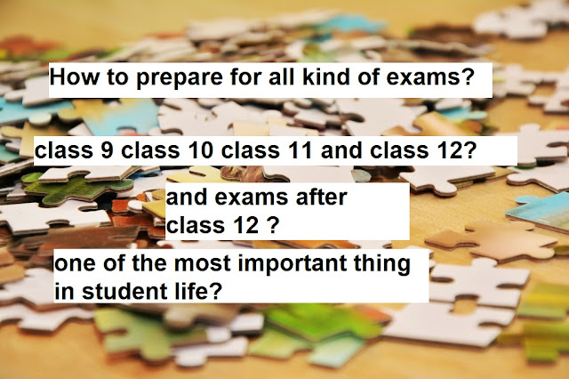 how to prepare for any competition exam form home
