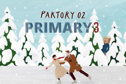 [Single] Primary - 3-PAKTORY02 (MP3)