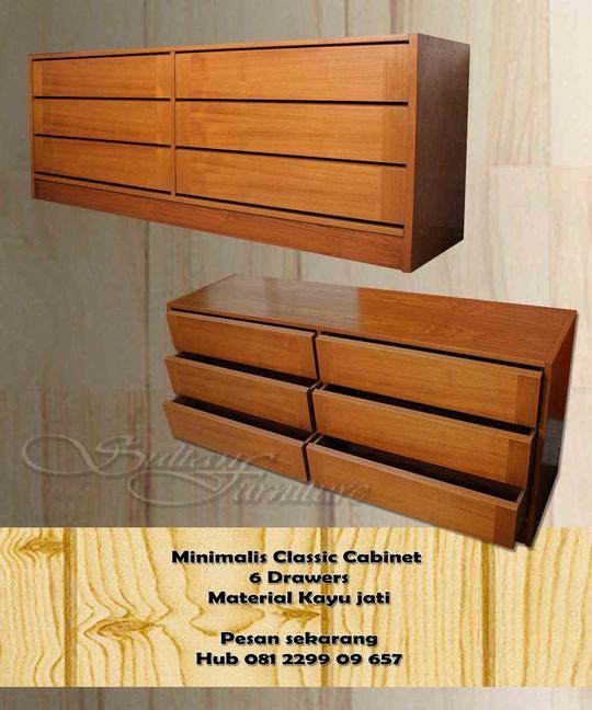 Jual Furniture Jati Minimalis Jepara Supplier Furniture