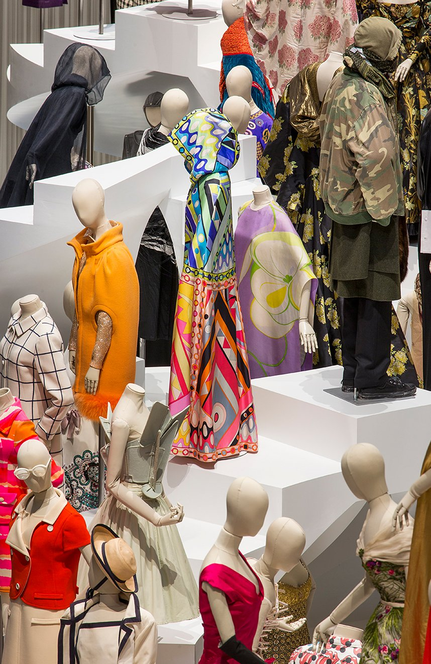 Fashion forward exhibition opens at Musee des Arts Decoratifs / fashion news via www.fashionedbylove.co.uk