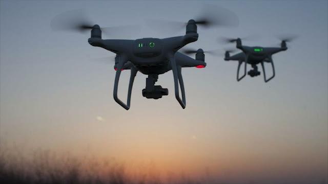 Gobierno de EEUU prohíbe uso de drones fabricados en China