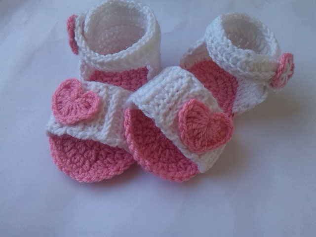 Crosia Baby Shoes