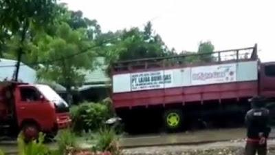 Dalam 3 Hari Sudah 4 Mobil Tergelincir di Jalan Poros Pabbacue-Cabalu
