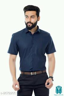 Standard Elegant  Cotton Men's Shirts