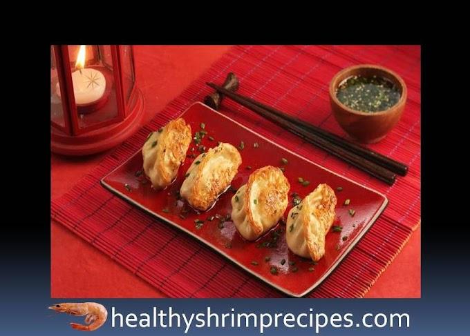 Shrimp gyoza dipping sauce