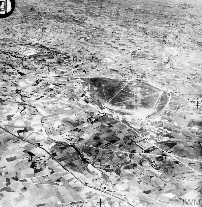 20 November 1940 worldwartwo.filminspector.com Ta Kali Malta airfield