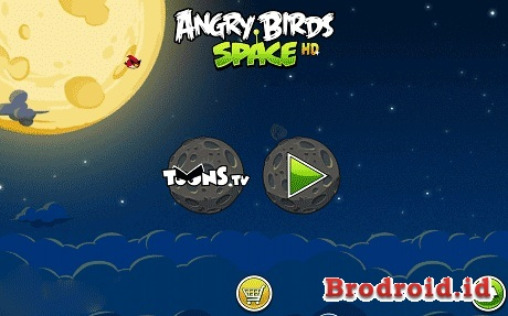Download Game Angry Birds Space HD v2.2.10 Mod Apk (Mod Unlimited Power-Ups)