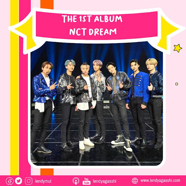 11 Mei 2021 : 7DREAM Comeback With The 1st Album