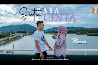 Lirik lagu Nazia Marwiana - Satu Rasa Satu Cinta