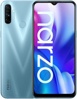Realme Narzo 20A Specifications