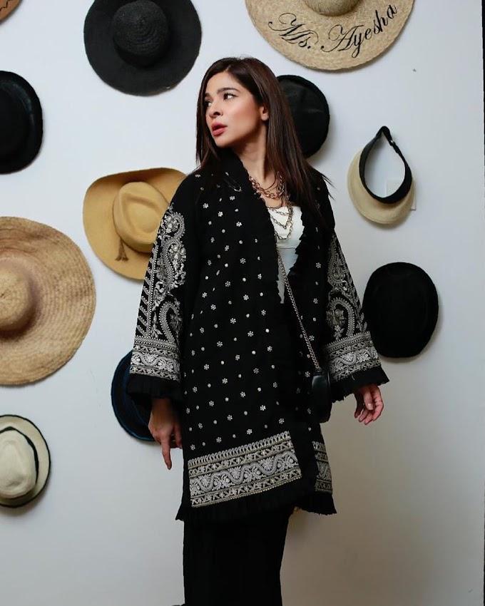 Pakistani Actress New fashion dress for Girls 2021, New Designer Dress images in Pakistan