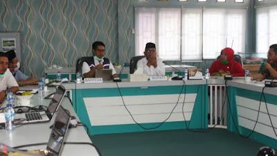 Bupati Yulianto bersama Menko Kemaritiman Bahas Kelanjutan Teluk Tapang
