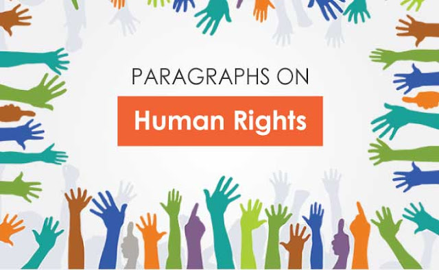 paragraph on human rights for hsc