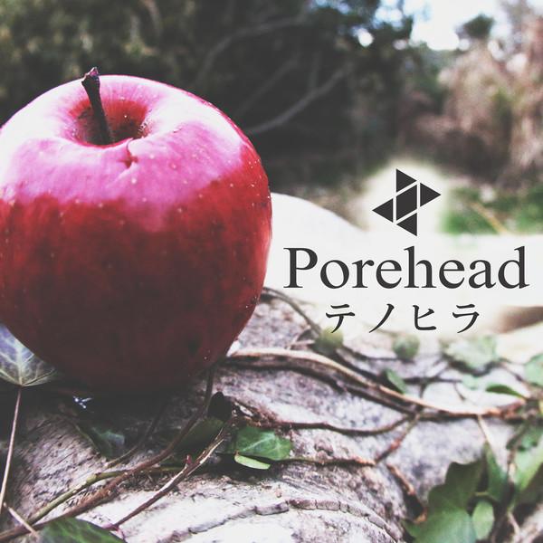 [Single] porehead – テノヒラ (2016.03.30/MP3/RAR)