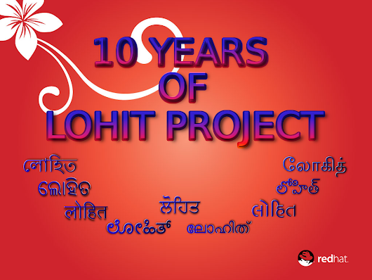 Celebrating Success Of Lohit Project