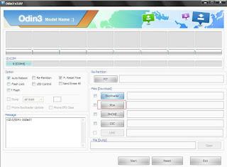 Cara Root Samsung Galaxy J1 SM-J100 Menggunakan PC