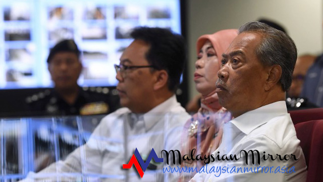 Muhyiddin tries to shake Sabah and Warisan by releasing Musa and charging Peter