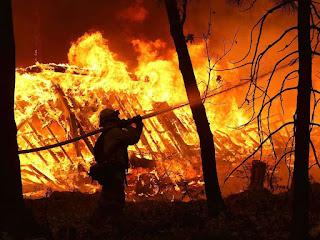 California fire death toll rises to 23