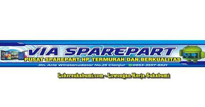 Lowongan Kerja Via Sparepart Cianjur Terbaru