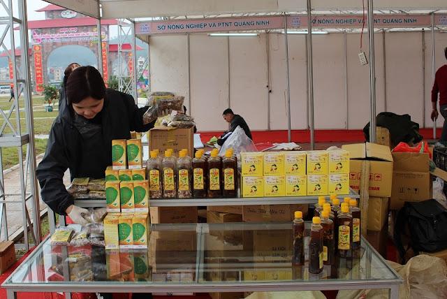 OCOP Fair and Flower Festival open in Quang Ninh 3