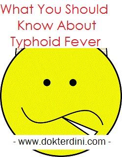 demam tifoid, thypoid fever