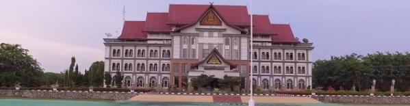 Gedung kantor Walikota Kota Dumai