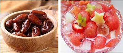 Daftar Menu Berbuka Puasa Praktis Dan Bergizi Selama 1 Bulan, menu buka puasa, hidangan berbuka puasa, bulan ramadhan, menu sahur