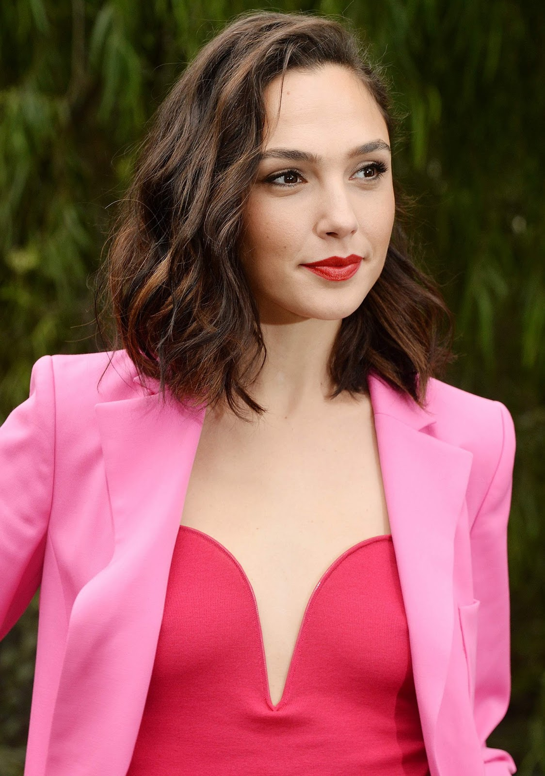 Gal Gadot Posing at Variety's Creative Impact Awards